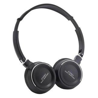Headphone - BT800 - Suporte Cartão De Memória E Rádio Fm