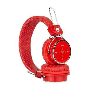 Headphone Fone de Ouvido Bluetooth Estéreo Sem Fio Com Rádio Fm