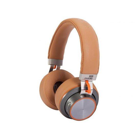 Headphone/Fone de Ouvido Easy Mobile Bluetooth com Microfone Freedom 2 - Marrom