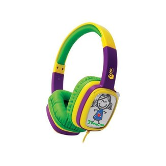Headphone/Fone de Ouvido OEX Cartoon HP302