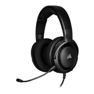 Headset Gamer Corsair HS45 Surround 7.1 Carbon Drivers 50mm, CA-9011220