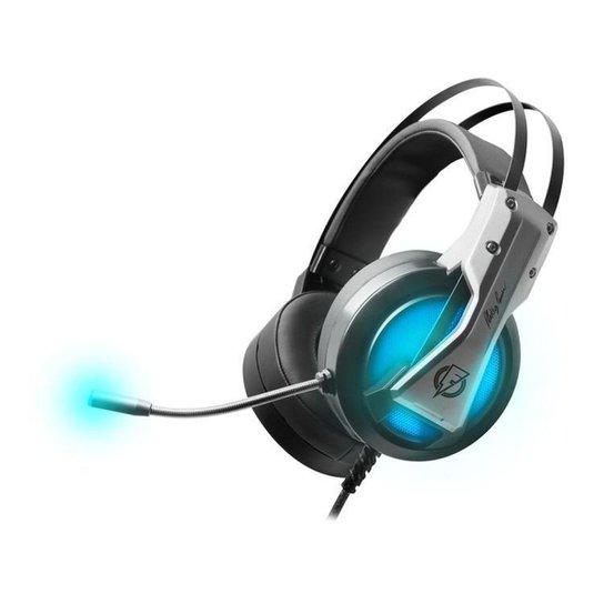 Headset Gamer ELG Flakes Power Storm 7.1 Virtual - FLKH001 - Preto