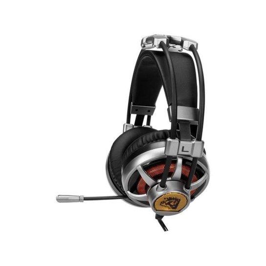 Headset Gamer ELG Surround Sound 7.1 - HGSS71 - Prata