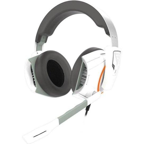 Headset Gamer Gamdias Hephaestus E1 Branco - Branco
