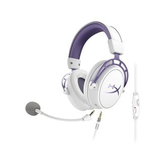 Headset Gamer HyperX Cloud Alpha Purple