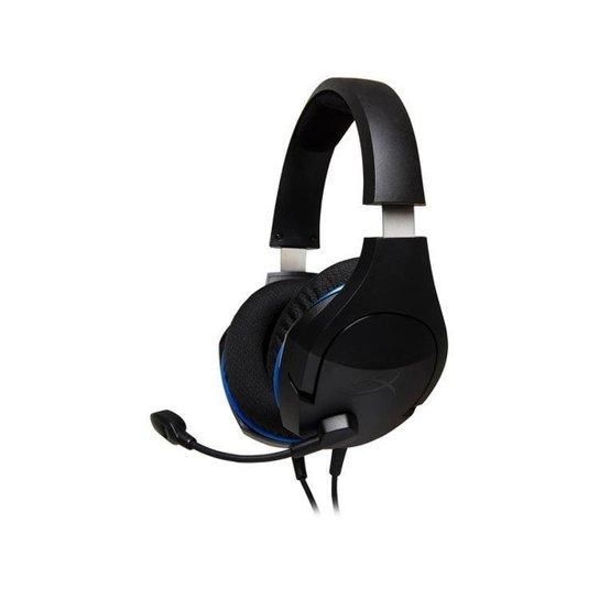 Headset Gamer HyperX Cloud Stinger Core - Preto+Azul