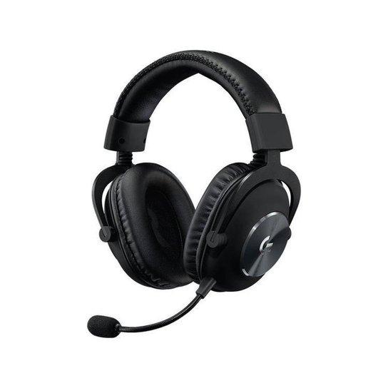 Headset Gamer Logitech PC 7.1 USB - Preto