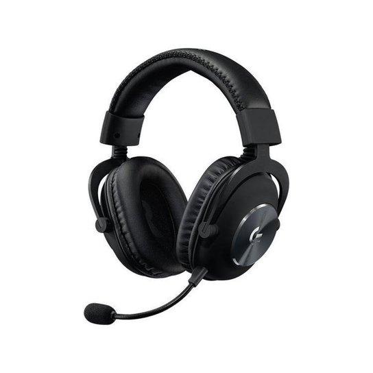 Headset Gamer Logitech Pro - Preto