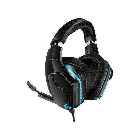 Headset Gamer Logitech - Preto