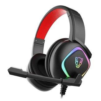 Headset Gamer Motospeed G750 Preto 7.1 Rgb USB