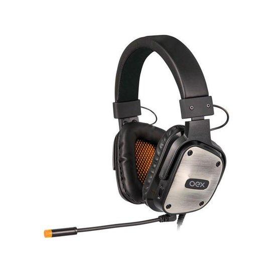Headset Gamer OEX Game - Preto