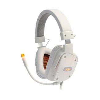 Headset Gamer OEX Shield HS409 Branco 7.1 USB