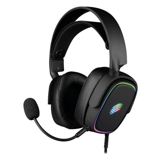 Headset Gamer OEX Zion HS415 Preto 7.1 USB - Preto