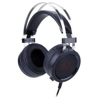 Headset Gamer Redragon Scylla Preto