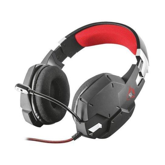 Headset Gamer Trust - GXT 322 Carus - Preto