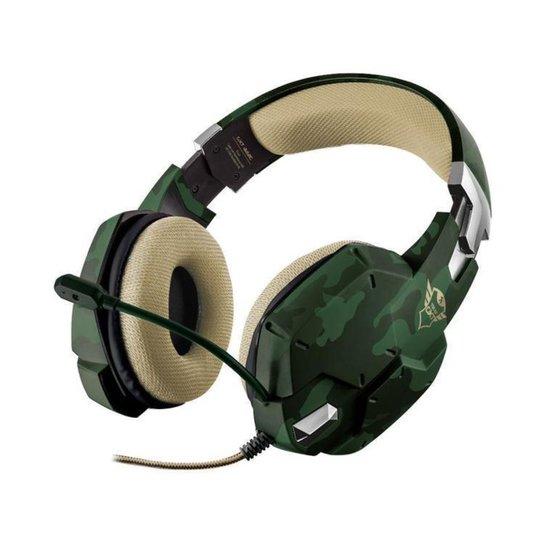 Headset Gamer Trust - Verde
