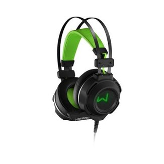 Headset Gamer Warrior Swan USB+P2 Stereo