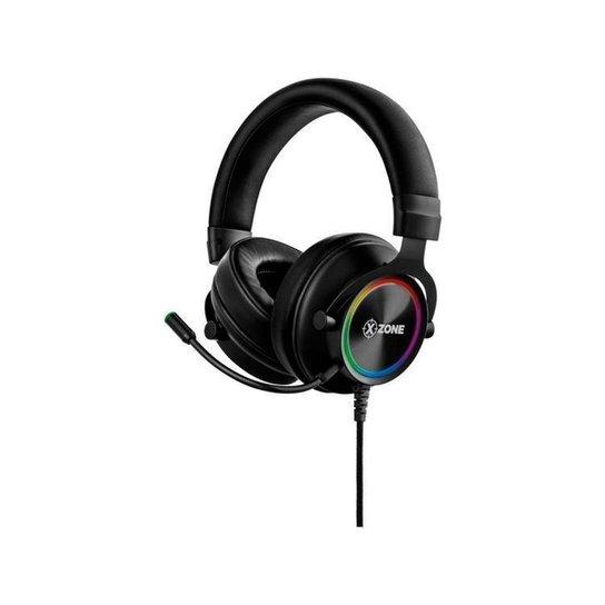 Headset Gamer XZONE GHS-01 para PC Xbox PS4 Smartphone - Preto