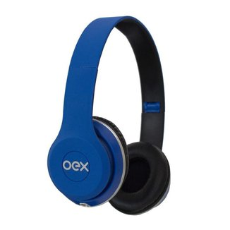 Headset OEX Style HP-103 - Azul