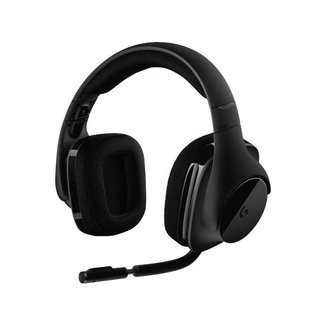 Headset para PC Logitech - G533 Wireless