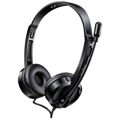 Headset Rapoo H120 - com Microfone e Controle de Volume - Conector USB - RA020