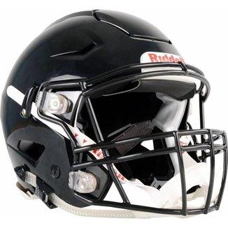 Helmet Riddell SpeedFlex com Facemask e Chinstrap