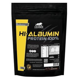 Hi-Albumin Protein 100% (500g) - Leader Nutrition