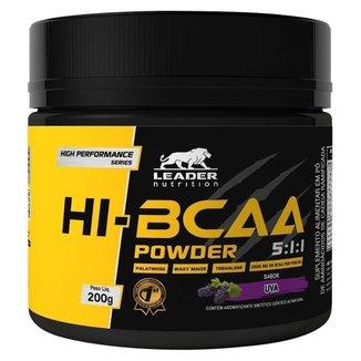 Hi BCAA Powder 200g  Leader Nutrition