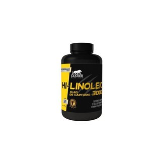 Hi-Linoleic 3000 120 cápsulas - Leader Nutrition