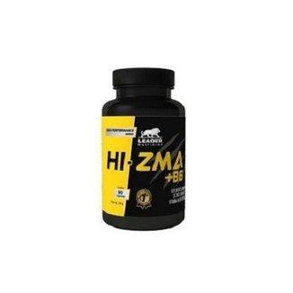 Hi-ZMA + B6 90 cápsulas - Leader Nutrition