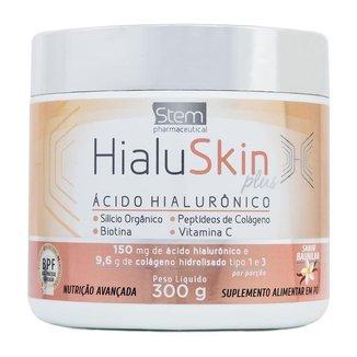 HialuSkin Plus Ácido Hialurônico 150mg (300g) - Stem Pharmaceutical