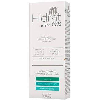 Hidrat Ureia 10% Loção para Hidratação Corporal 150ml Cimed