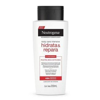 Hidratante Corporal Neutrogena - Body Care Intensive Hidrata&Repara 200ml