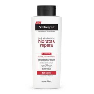 Hidratante Corporal Neutrogena - Body Care Intensive Hidrata&Repara 400ml