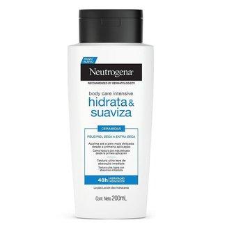 Hidratante Corporal Neutrogena Body Care Intensive Hidrata&Suaviza 200ml