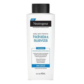 Hidratante Corporal Neutrogena Body Care Intensive Hidrata&Suaviza 400ml