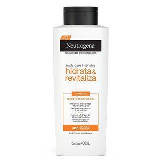 Hidratante Corporal Neutrogena Body Care Intensive Hidrata & Revitaliza 400ml