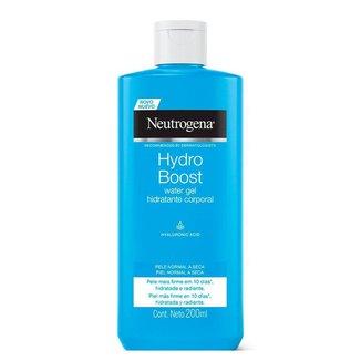 Hidratante Corporal Neutrogena Hydroboost Gel Cream 200ml
