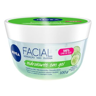 Hidratante Gel Fresh Nivea Facial 100g
