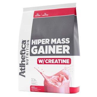 Hiper Mass Gainer  3 KG  Atlhetica Nutrion