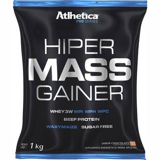 Hiper Mass Gainer Pro Series 1kg- Atlhetica Nutrition