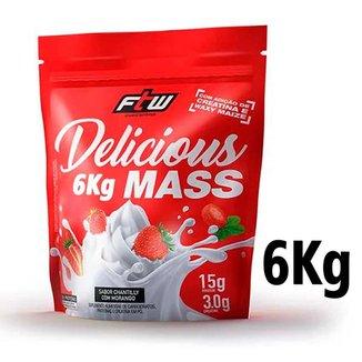 Hipercalórico Delicious Mass 6Kg - FTW