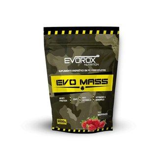 Hipercalórico Evo Mass 3kg - Evorox Nutrition