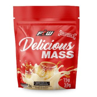 Hipercalórico FTW Mass Delicious 3Kg