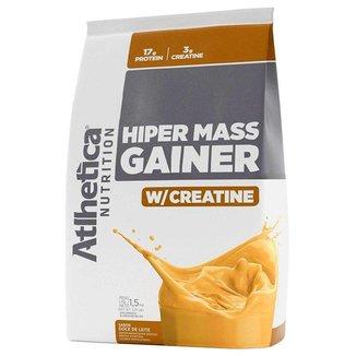 Hipercalórico Hiper Mass Gainer 1,5kg - Atlhetica Nutrition