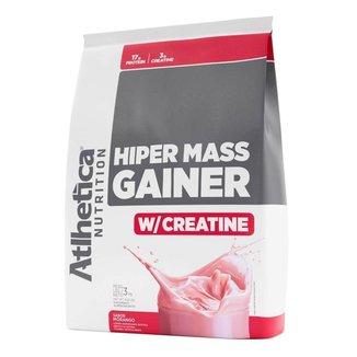 Hipercalórico Hiper Mass Gainer C/ Creatina 3Kg - Atlhética Nutrition