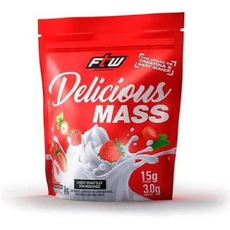 Hipercalórico Mass Delicious 3Kg - Ftw