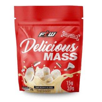 Hipercalórico Massa Delicious 3Kg - FTW