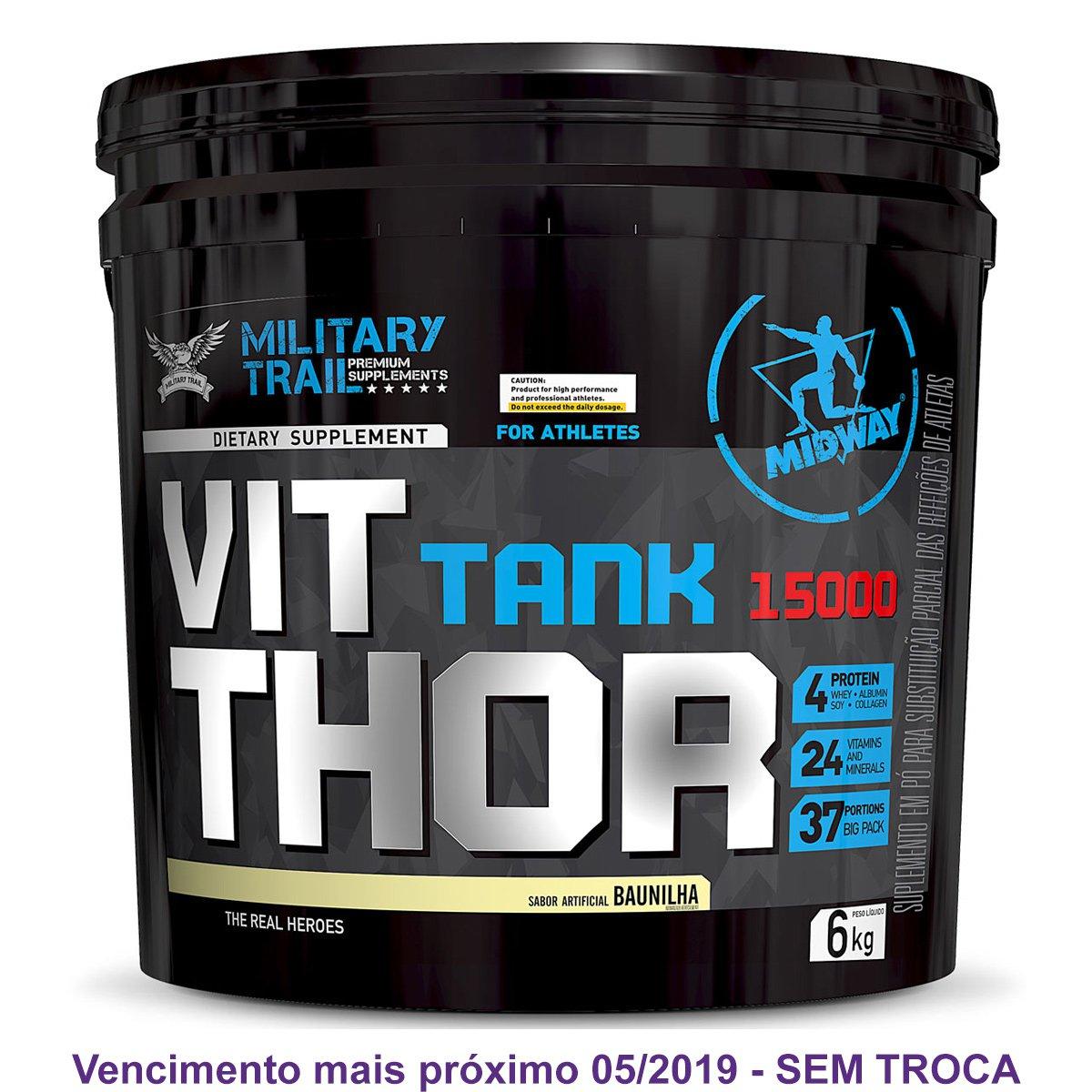 ab0678289 Hipercalórico Vit Thor 15.000 Military Trail 6 kg - Compre Agora ...