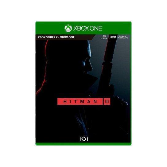 Hitman III - Xbox One e Xbox Series X - N/A